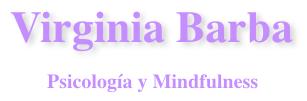 Virginia Barba - Psicología y Mindfulness